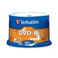 Компакт-диск VERBATIM DVD-R 4,7Gb 16x Wagon Wheel 50 pcs 43731le